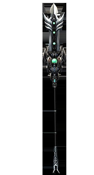 琉璃紫金枪