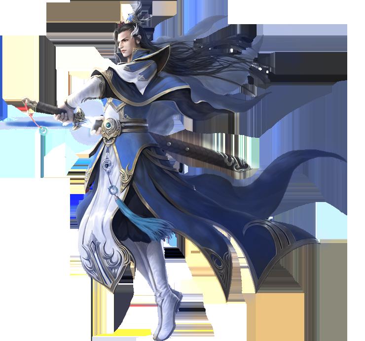 剑仙的卡通头像-触手剑仙头像呆萌/王者荣耀剑仙游戏